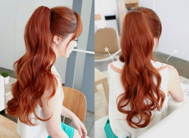 Ulzzang hair
