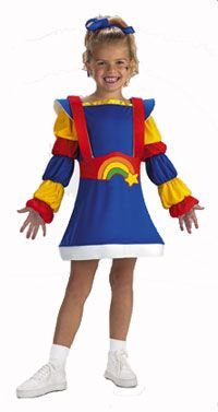 Rainbow Brite  sc 1 st  Pinterest : rainbow brite costume toddler  - Germanpascual.Com