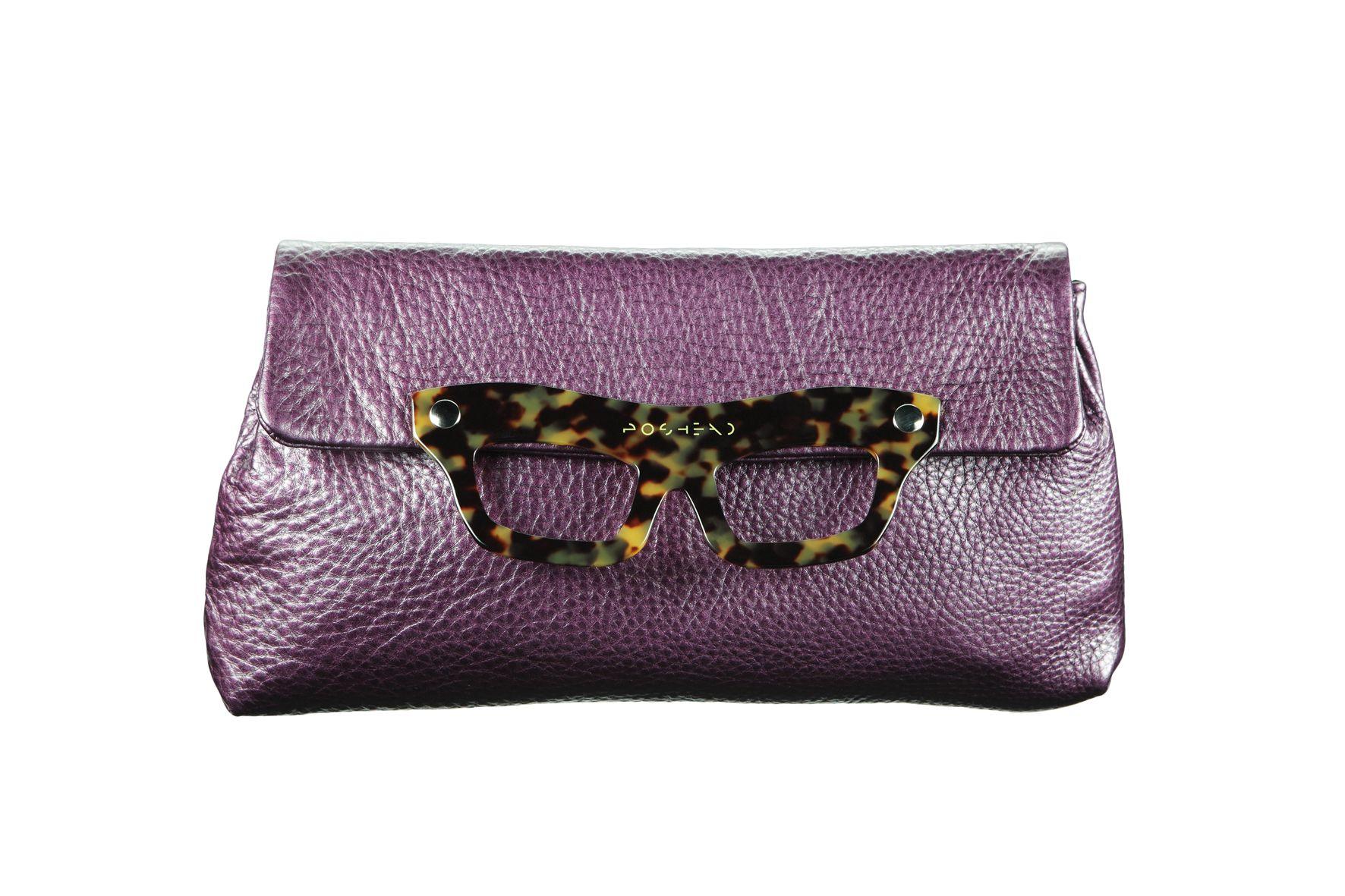 Little Lucy Purple #bag #clutch #eyeglasses #sunglasses