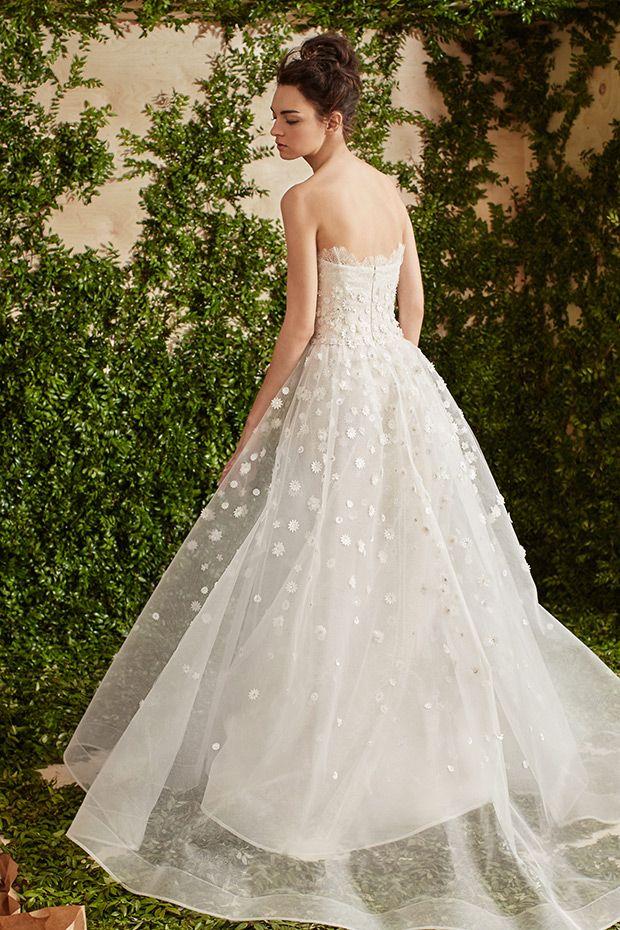 A New Form of Bridal Couture: Carolina Herrera Bridal Spring 2017 ...