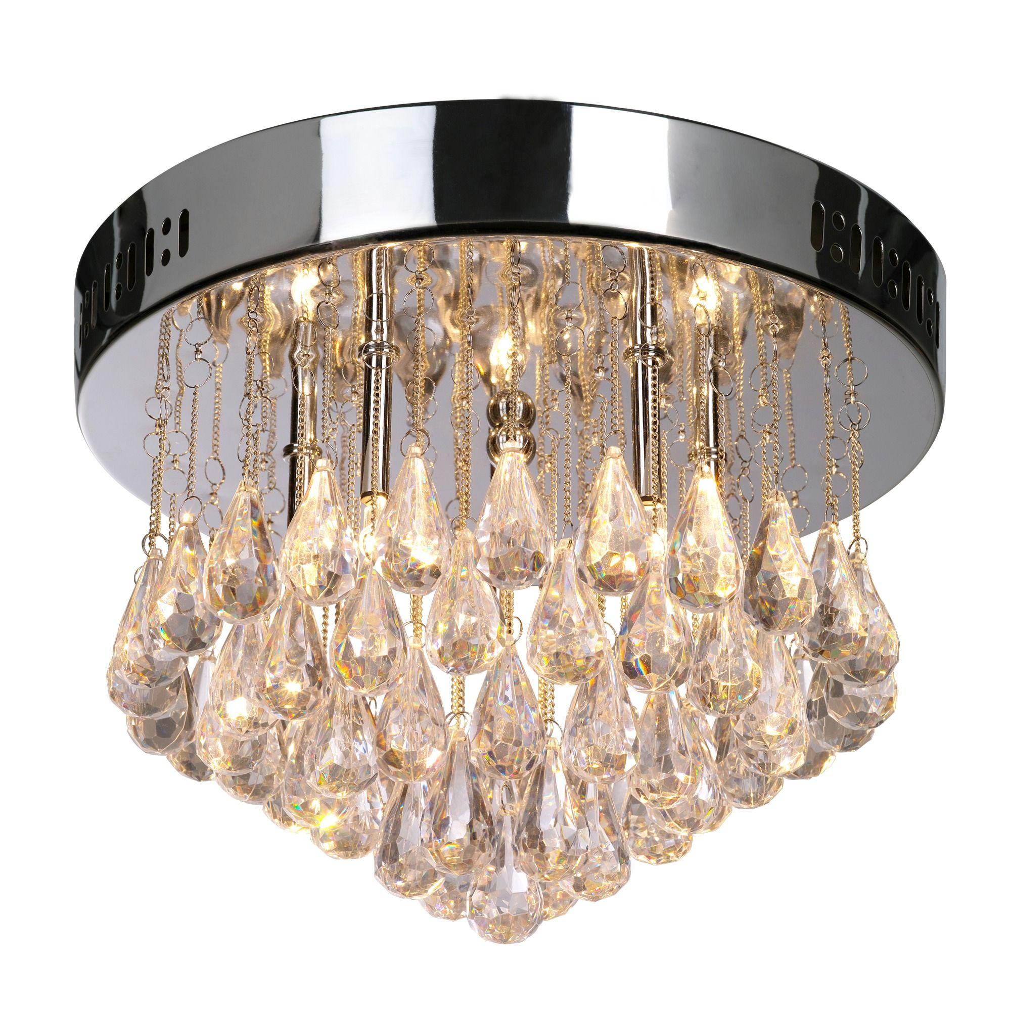 plafondlamp felice transparant lampen pinterest lampen