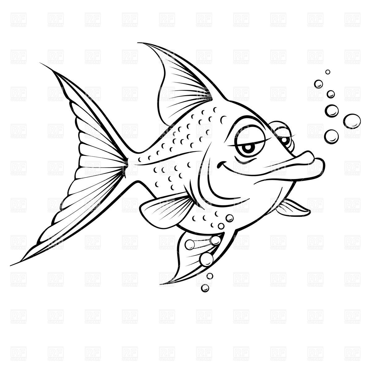 Funny cartoon fish поиск в google fish cartoon drawing cartoon fish fish drawings