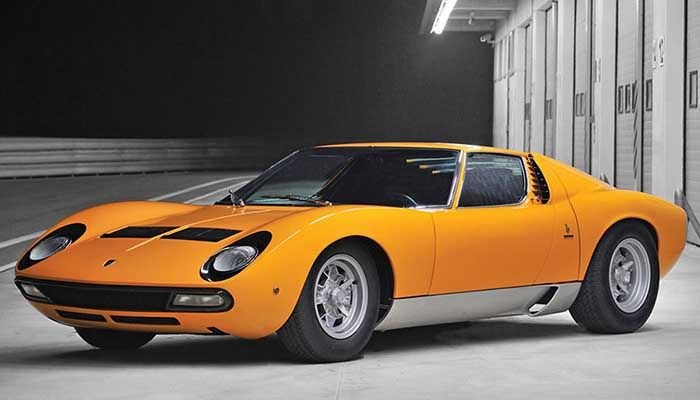 34+ Lamborghini 1960 background