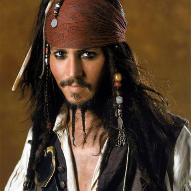Johnny Depp, Pirates of the Carribean