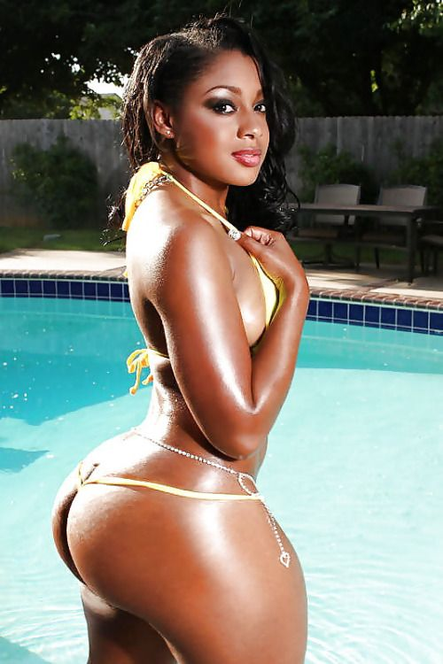 Big Black Booty Black Girls