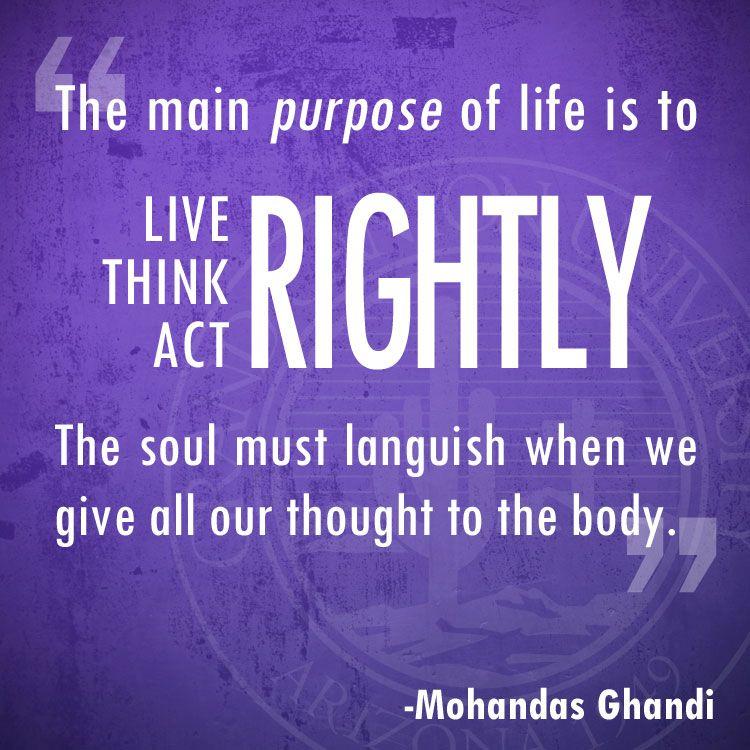 Grand Canyon Quotes: Thoughts On Purpose #grandcanyonuniversity #gcu