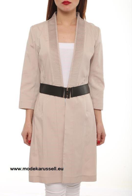Trench Coat Helga Beige
