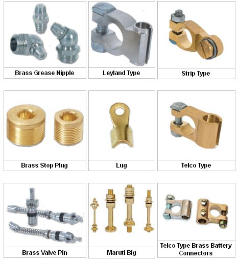 Brass Battery Terminals Brassbatteryterminals Brass Brass Fasteners Brass Copper