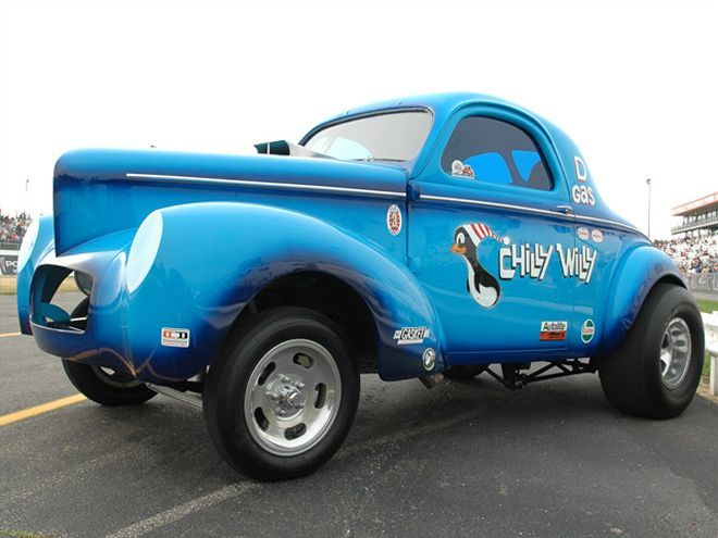 A look at vintage gassers from all over the United States at