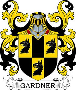 Gardner Family Crest Coat Of Arms Family Crest Arms