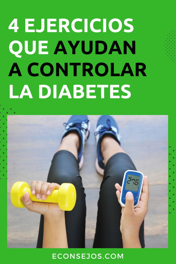 Ejercicios Para Diabéticos Dosis De Insulina Recomendaciones Y Cuidados Ejercicios Para Diabeticos Entrenamiento Para Adelgazar Dieta Para Diabeticos Recetas