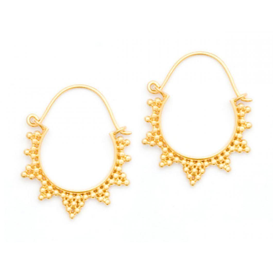 dandelion_gold_earring_01.jpg 1,060×1,060 pixels | Boat Jewelry ...
