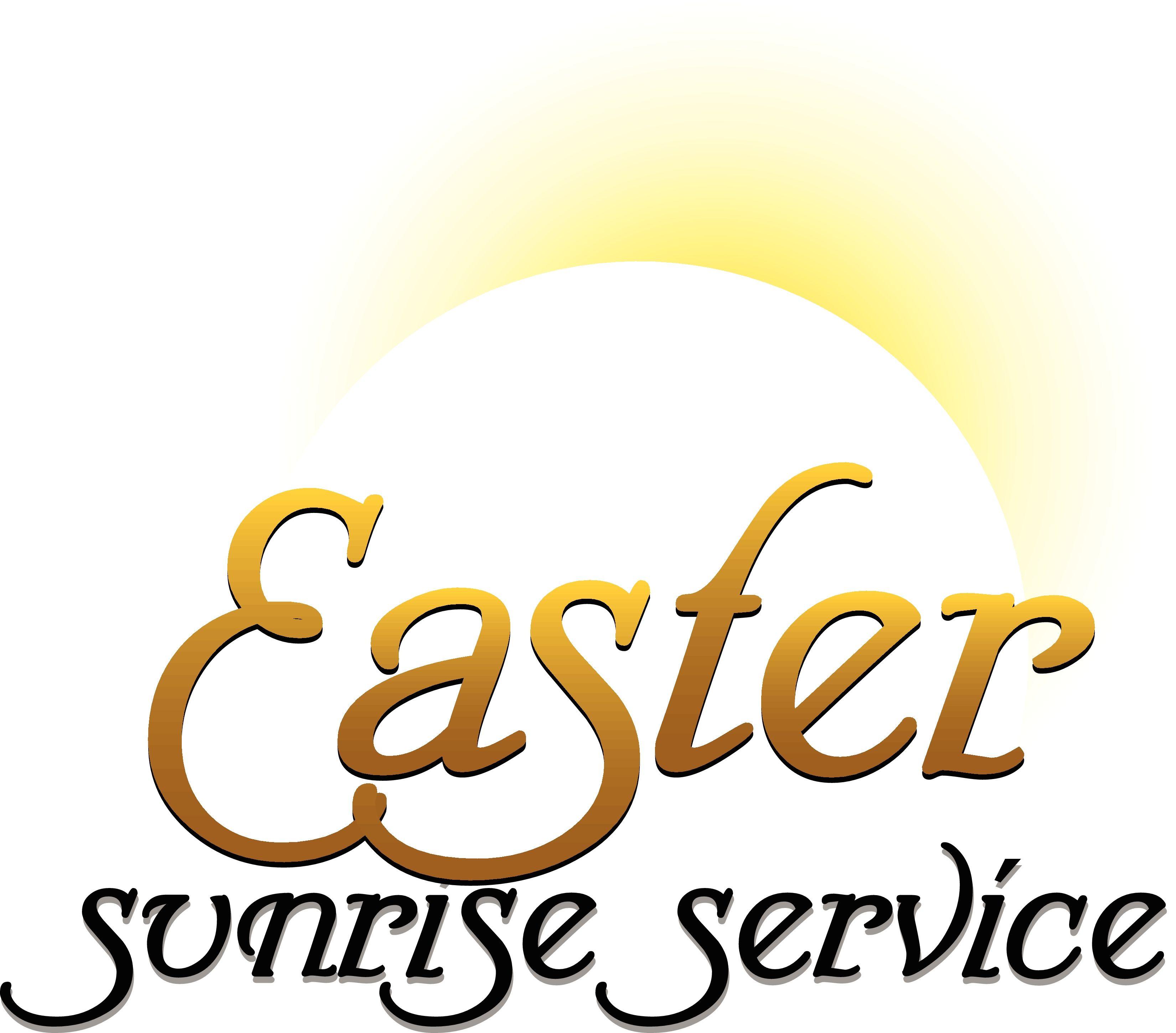 sunrise clip art easter sunrise service easter sunrise service rh pinterest co uk Easter Cross Clip Art Easter Resurrection Clip Art