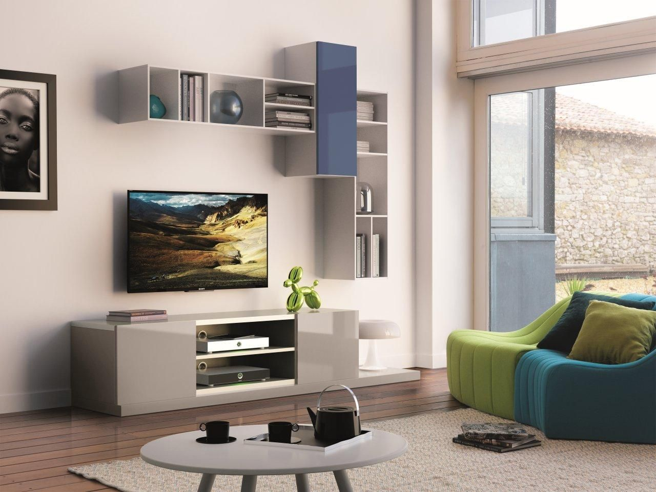 tv units celio furniture tv. Meubles TV Sur Mesure Salon Composium | CéLio Tv Units Celio Furniture Pinterest