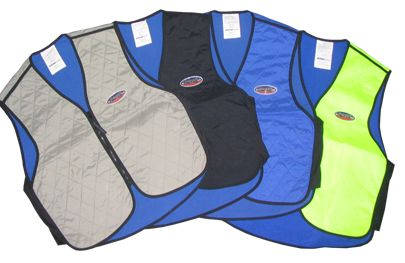 Hyperkewl Evaportive Cooling Standard Sport Vests With Images
