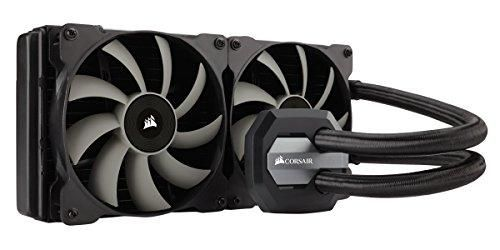 Corsair Hydro Series H115i Extreme Performance Liquid Cpu Cooler Black Cooling System Water Coolers Cooler Reviews