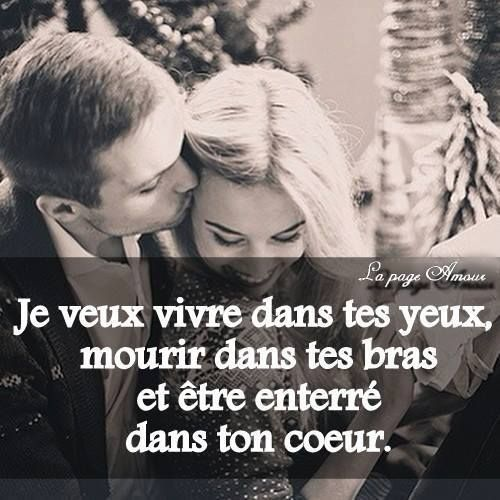 Image result for phrases d'amour