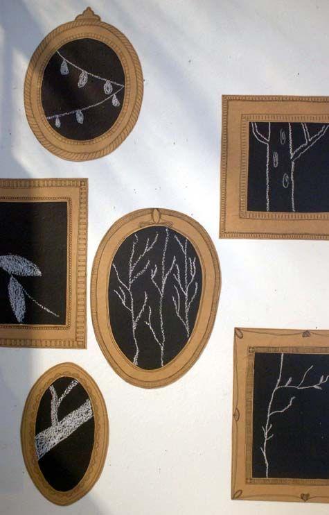 Como Hacer Marcos De Papel Guardar Paper Frames