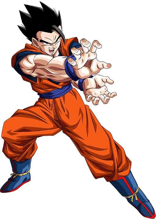 Ultimate Gohan Render 11 By Maxiuchiha22 On Deviantart Dragon Ball Super Dragon Ball Dragon Ball Goku