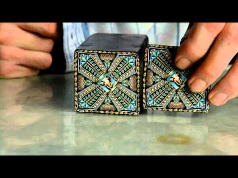 ▶ Fimo Creations - Jon Anderson - Polymer Clay Demonstration - YouTube