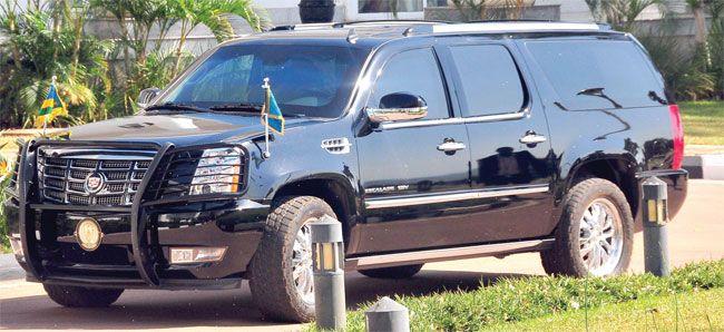 Kagame Car