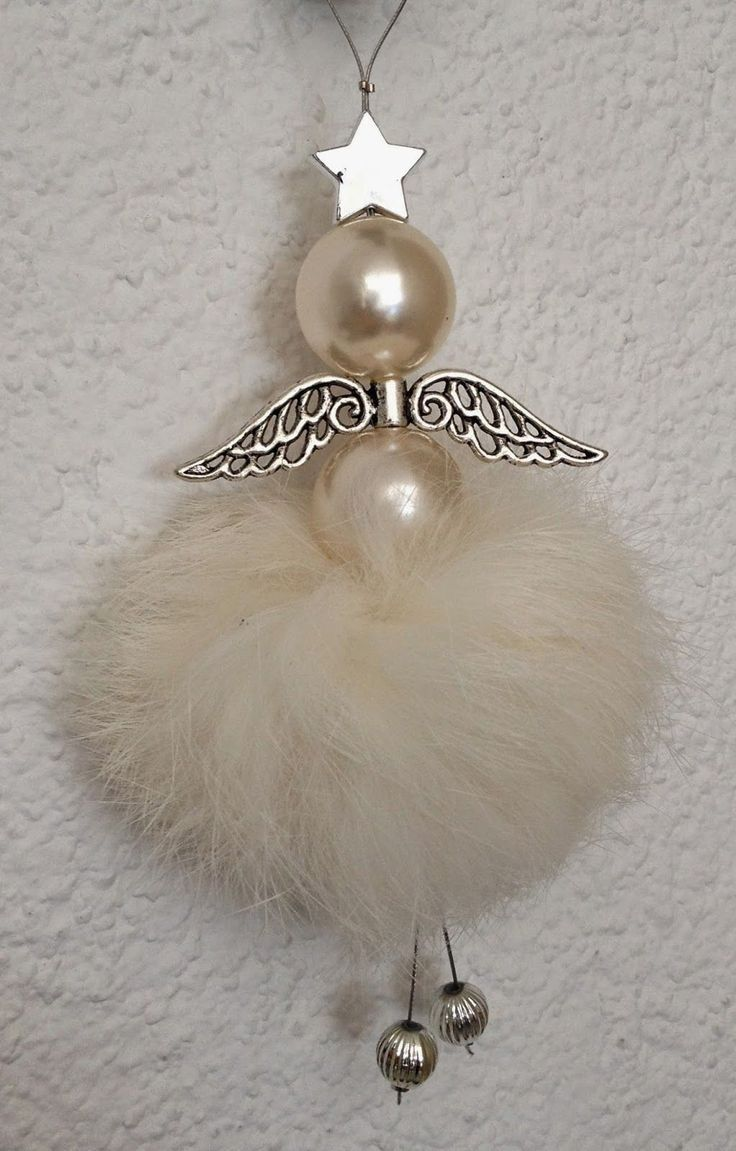 Photo of Decoración navideña con perlas – #perlen #weihnac / #con #decorac