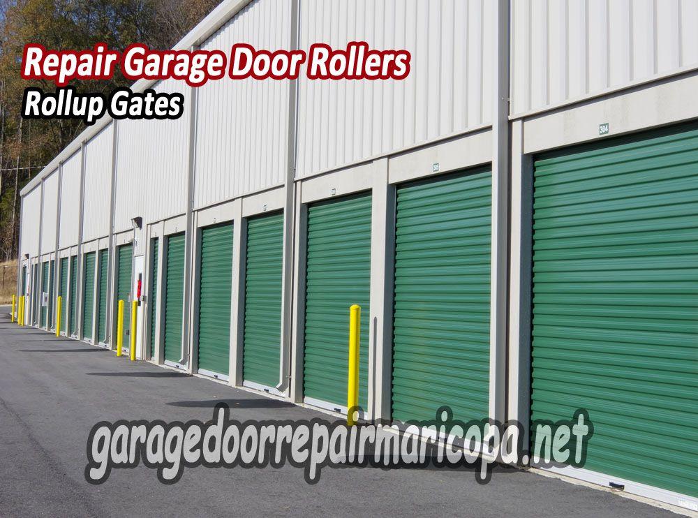 Garage Door Rollers in Maricopa
