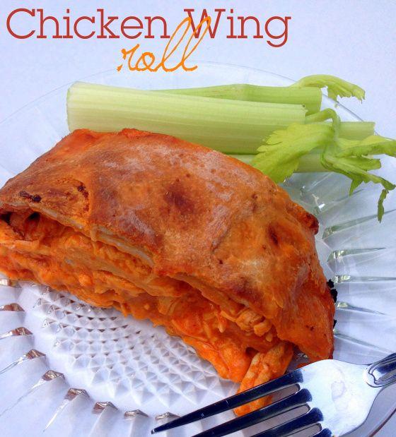Chicken Wing Roll