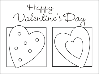 Printable Valentine Cards For Kids Free Valentine Coloring Cards Printable Valentines Cards Classroom Valentine Cards Homemade Valentine Cards