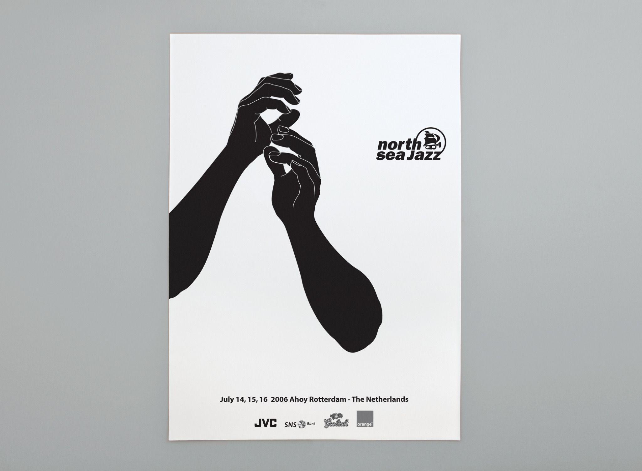 http://michielvanwijngaarden.com/North-Sea-Jazz-Posters
