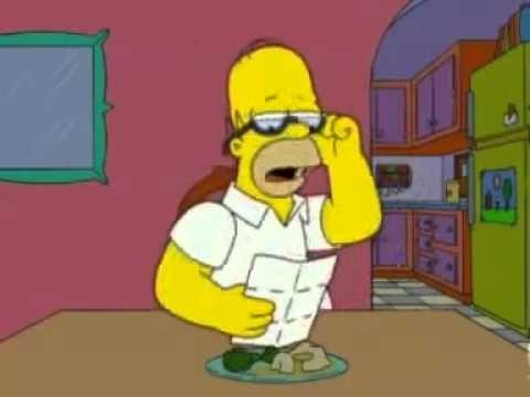 Pin En The Simpsons