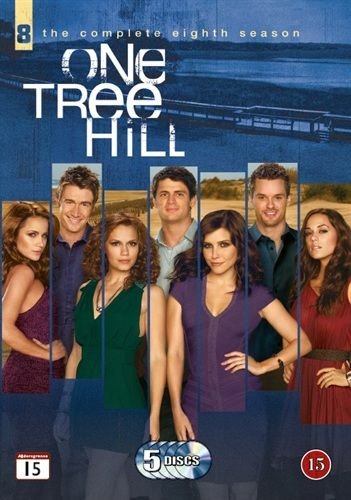 One Tree Hill - Sesong 8 - DVD - Film - CDON.COM