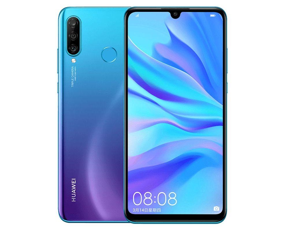 Huawei P30 Lite Indirectly Revealed Thanks To Nova 4e Announcement Huawei Smartphone Phone