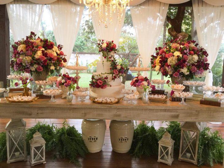 Pin em Casamento Simples de dia