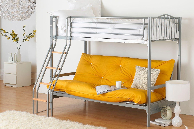 hyder alaska futon bunk bed with futon hyder alaska futon bunk bed with futon   ideas for flats      rh   pinterest