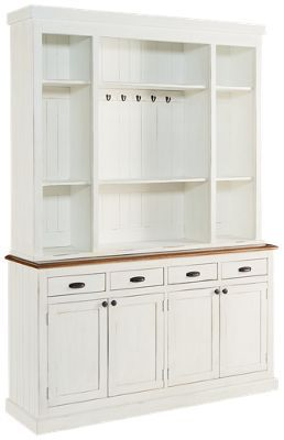 Magnolia Home Bakers Pantry With Hutch