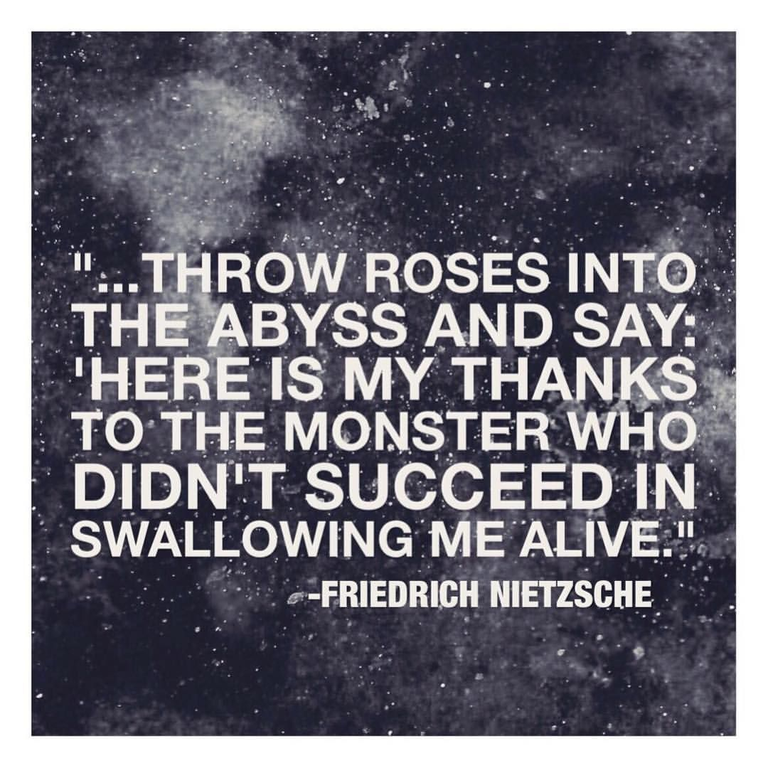 Nietzsche Quotes 138 Likes 8 Comments  How Am I Feeling Howamifeelingg On