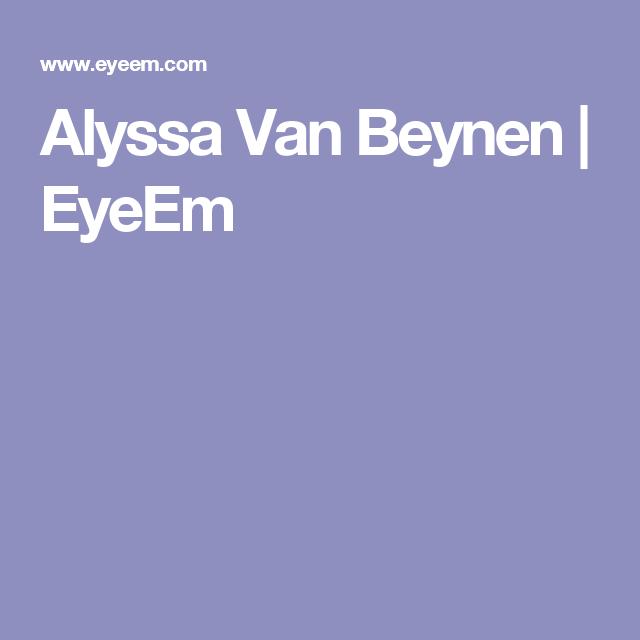 Alyssa Van Beynen | EyeEm