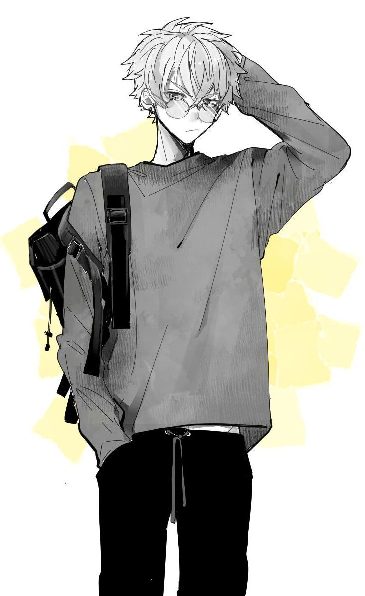Fiend Obsession Anime Drawings Boy Anime Art Girl Handsome Anime