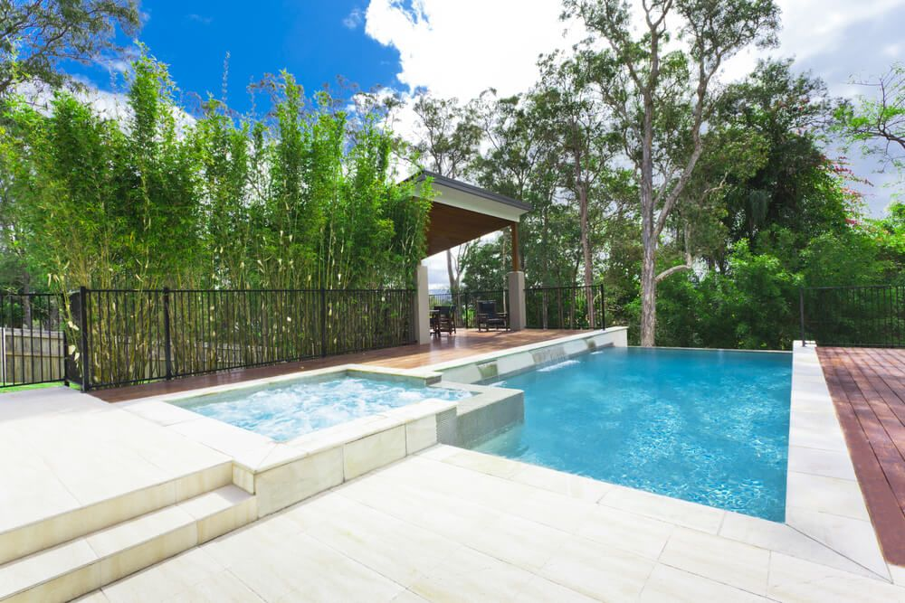 101 Swimming Pool Designs And Types Photos Pool Landscaping Swimming Pool House Swimming Pools Backyard