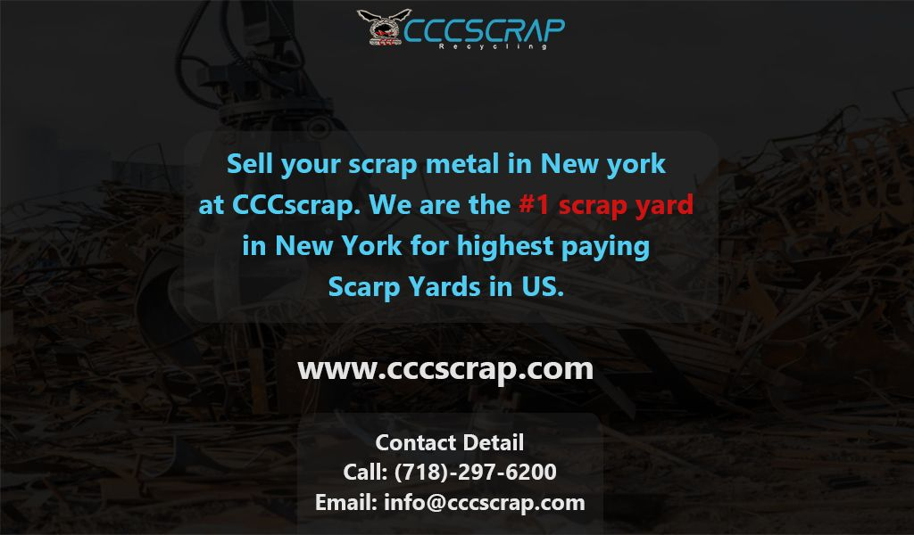 Pin by CCCScrap on Scrap Recycling in 2019 | Scrap recycling