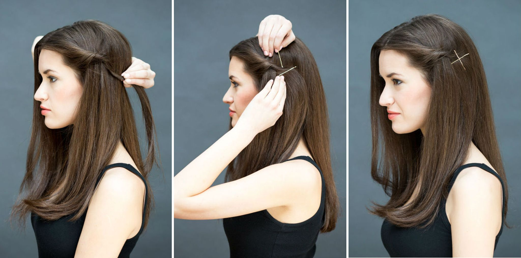 super simple lazy girls hairstyle hacks that you should try hair