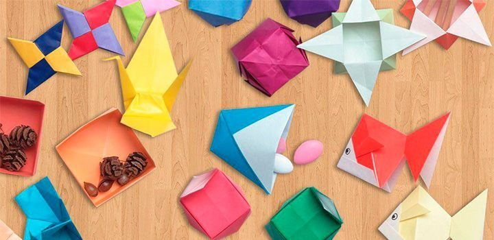 origami ninos