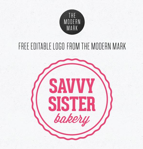Editable Logo Design Template Free