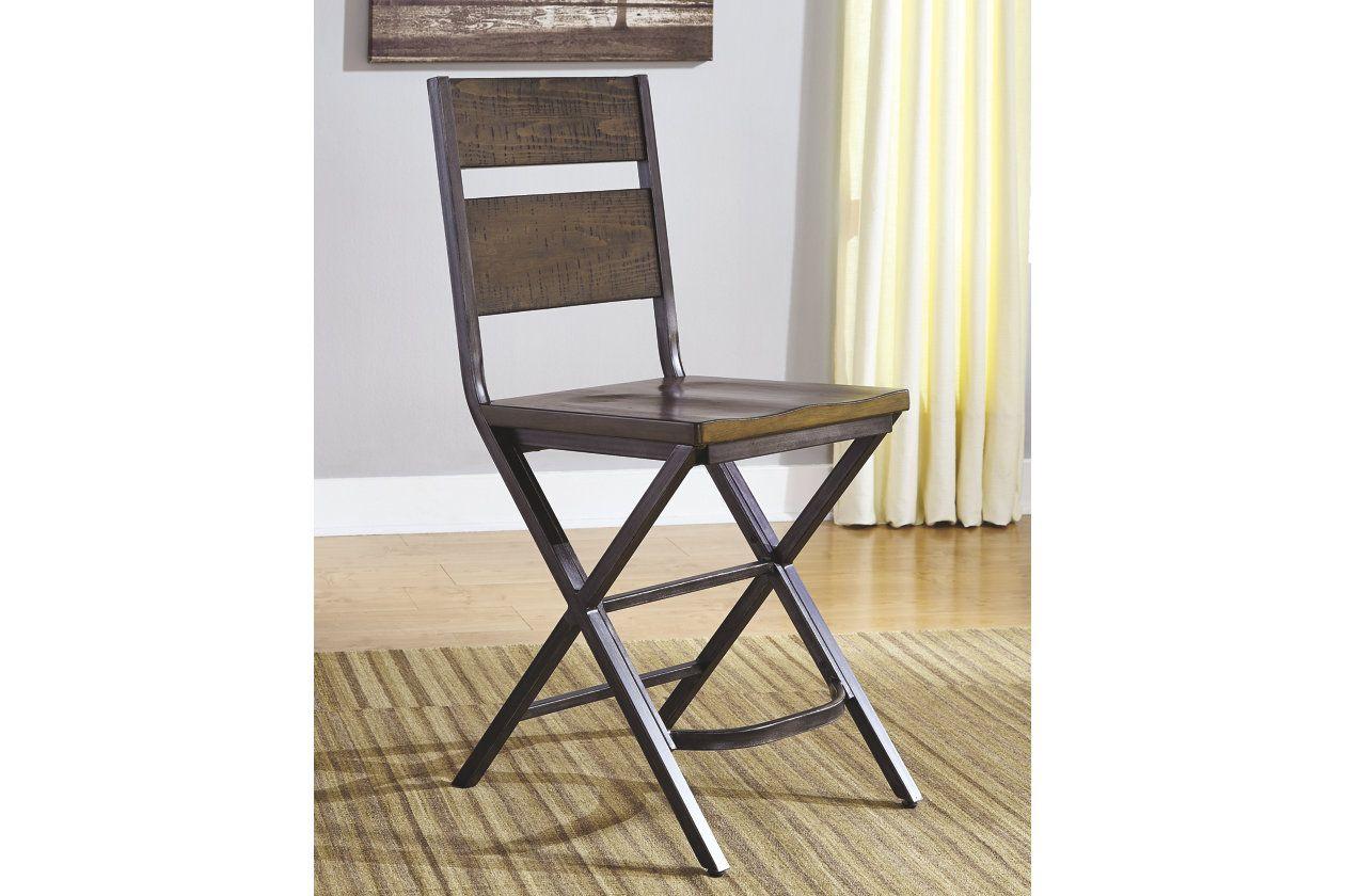 Wondrous Kavara Counter Height Bar Stool Set Of 2 Products Inzonedesignstudio Interior Chair Design Inzonedesignstudiocom