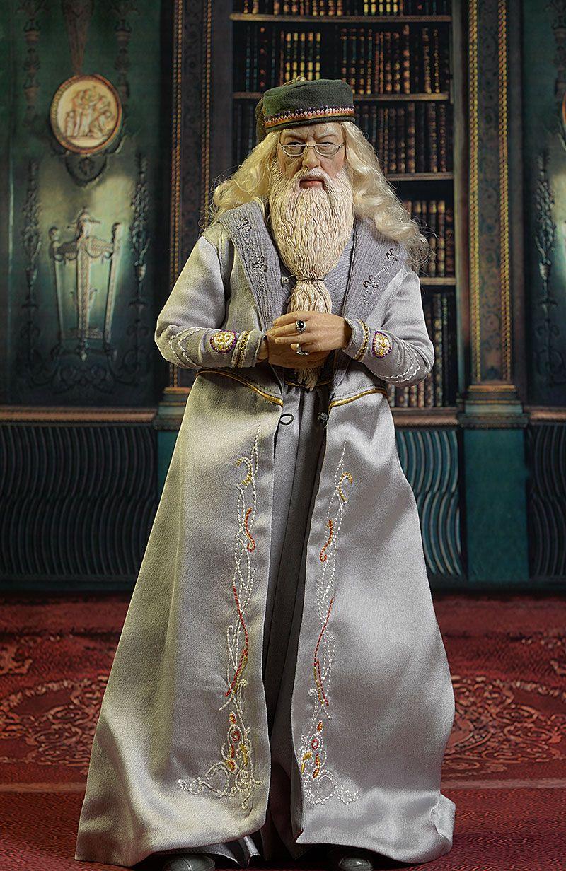 Dumbledore Michael Gambon Harry Potter 1 6th Action Figure Michael Gambon Harry Potter Michael Gambon Dumbledore