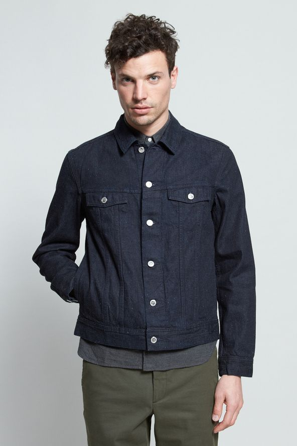 // A.P.C. New Jean Jacket Ii