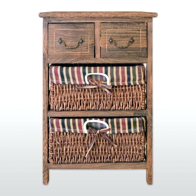 Wicker Basket Drawer Kitchen Cabinets Wicker Basket Drawers With Images Wicker Baskets Storage Wicker Basket Storage Unit Wooden Storage