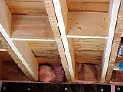 Steps For Repairing A Sagging Or Crowning Floor Joist In Your Home