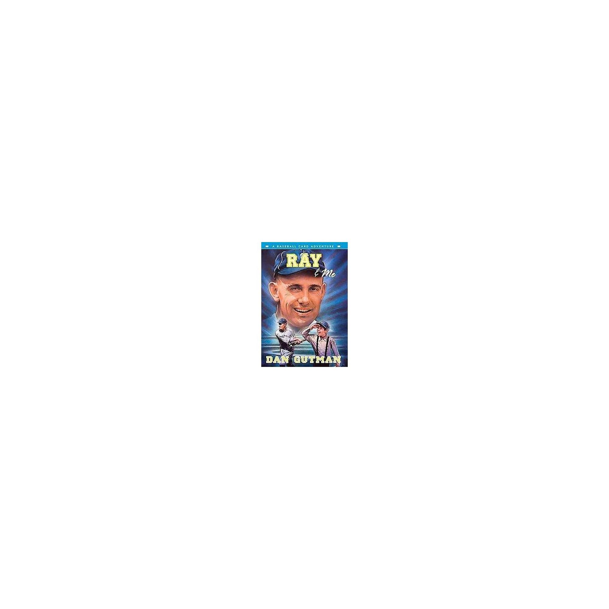 Ray Me Baseball Card Adventures Hardcover By Dan Gutman